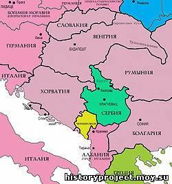 Государства балканского п ва